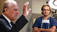 جراح أردني الأصل بين فريق يعالج الأمير فيليب بالمستشفى