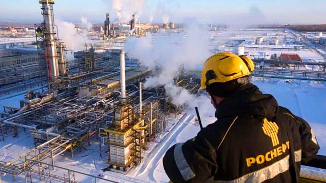 انتاج روسيا النفطي