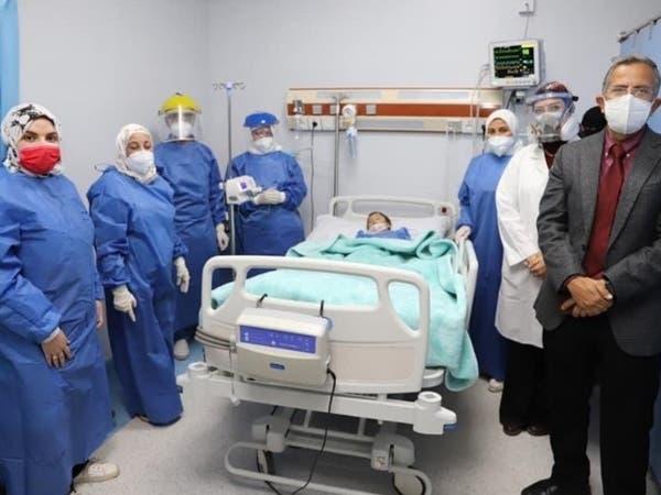 شاهد.. أول طفل مصري يتلقى الدواء الأعلى سعراً في العالم