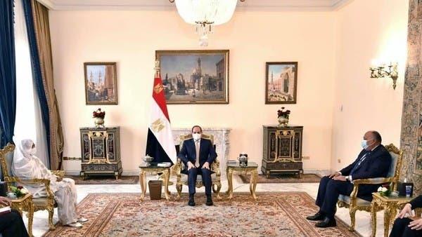 السيسي قبل زيارة مرتقبة للخرطوم: أمن السودان من أمن مصر