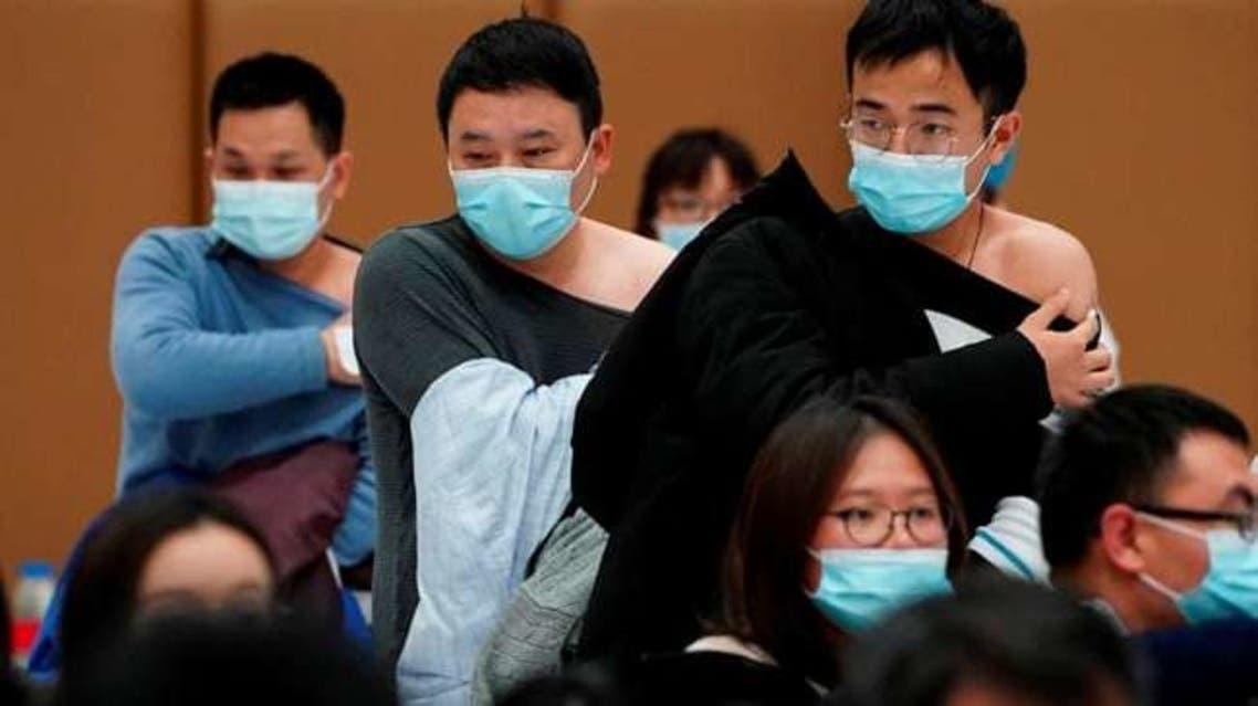 الصين تطعيم