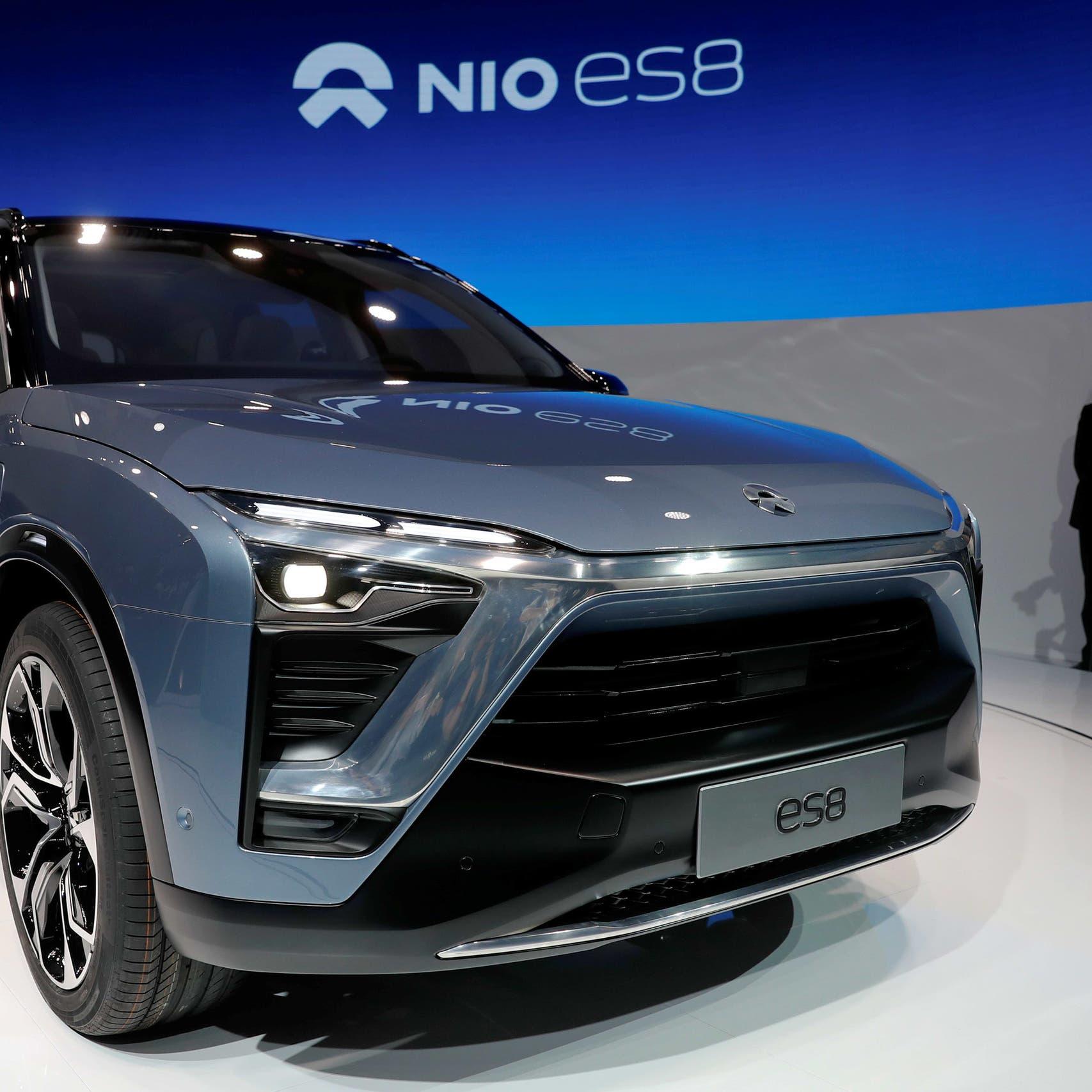 """""""نيو"""" للسيارات الكهربائية تفشل في تحقيق مستهدفات أرباحها"""