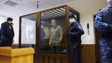 Navalny's condition is stable, says Russia's jail authority