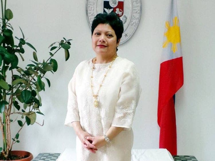 السفيرة ماريتشو ماورو