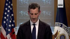 State Department spokesman says US is 'ready' to talk with Iran