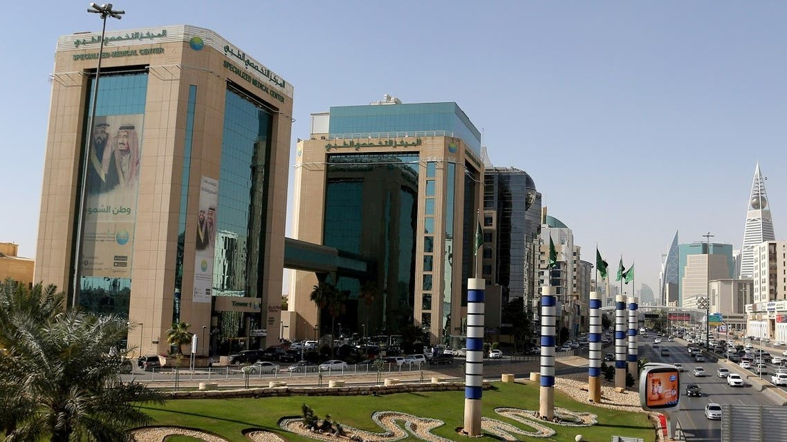 A view of Riyadh city, Saudi Arabia. (Reuters)