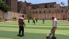لأول مرة بمصر.. مجمع سكني متكامل لإقامة الأطفال والكبار المشردين معاً