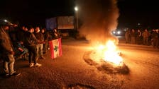 Lebanese protest as economy collapses and political deadlock persists