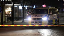 Eight injured in 'suspected terrorist' stabbings with a 'sharp weapon' in Sweden