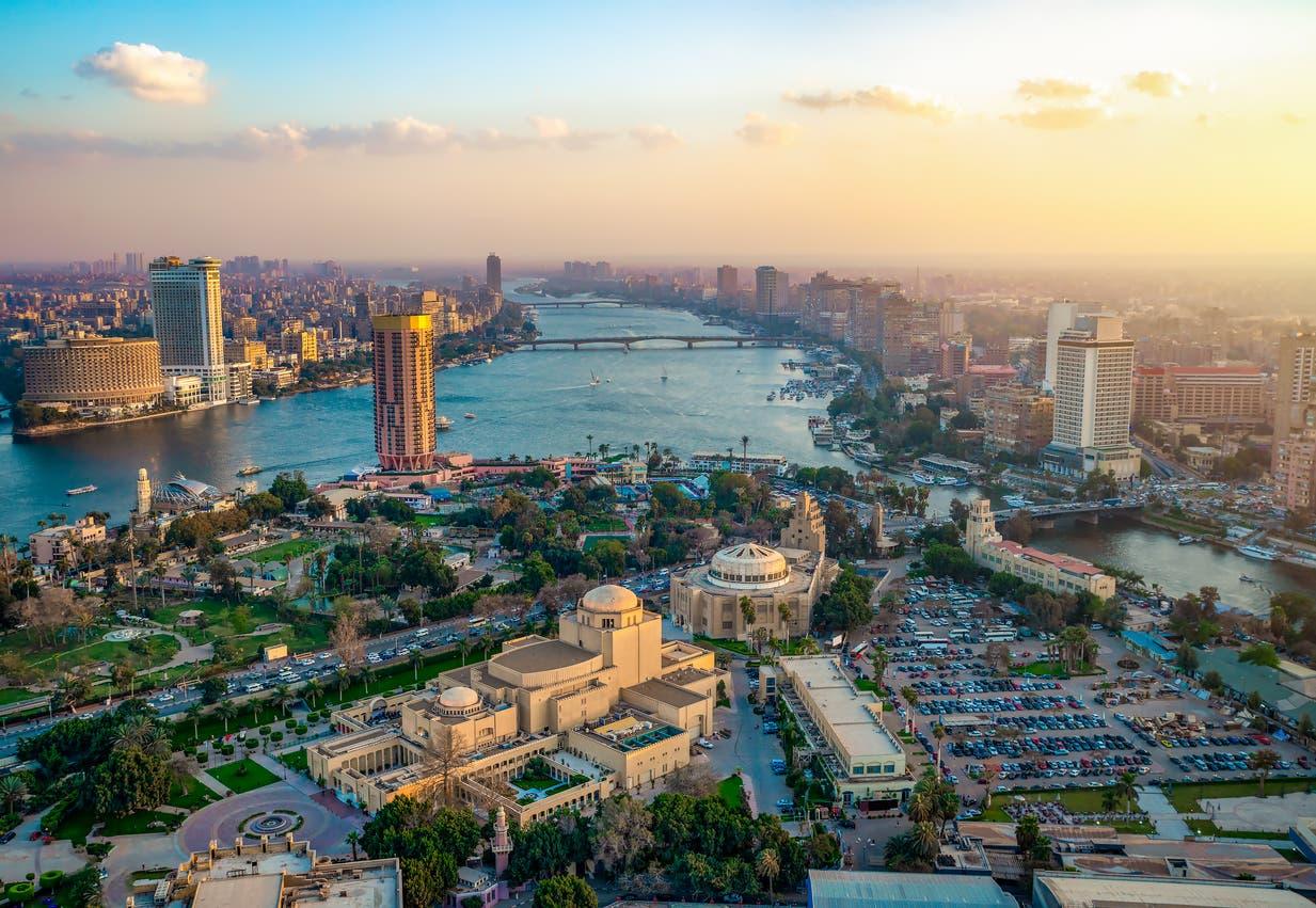 من القاهرة في مصر (فرانس برس)