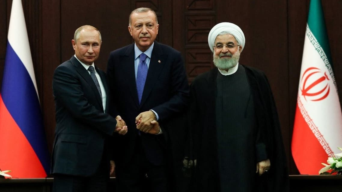 Russia, Turkey want to save Iran nuclear deal, urge US to lift sanctions