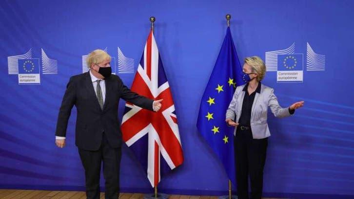 صادرات بريطانيا تلملم آثار بريكست وتقفز إلى الاتحاد الأوروبي