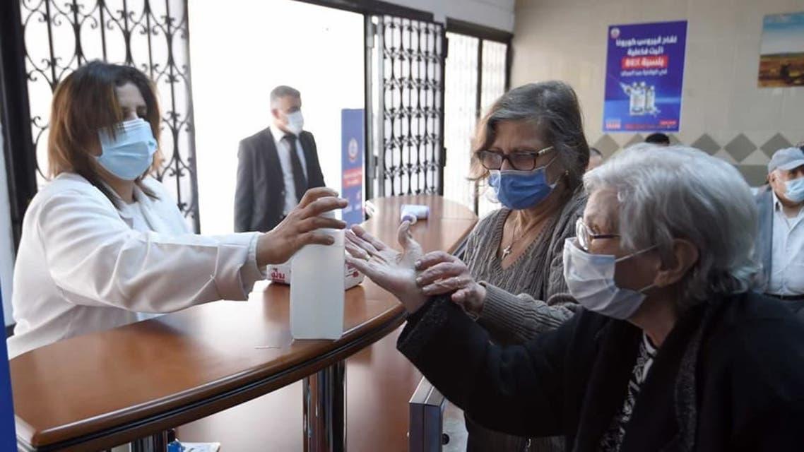 حملة التطعيم بلقاح كورونا في مصر