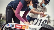 عالمی صحرائی ریس کے مقابلے میں شامل سعودی خاتون مہم جو سے ملیے