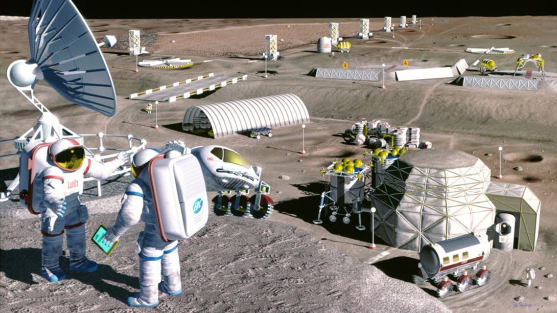 رحلة إلى القمر