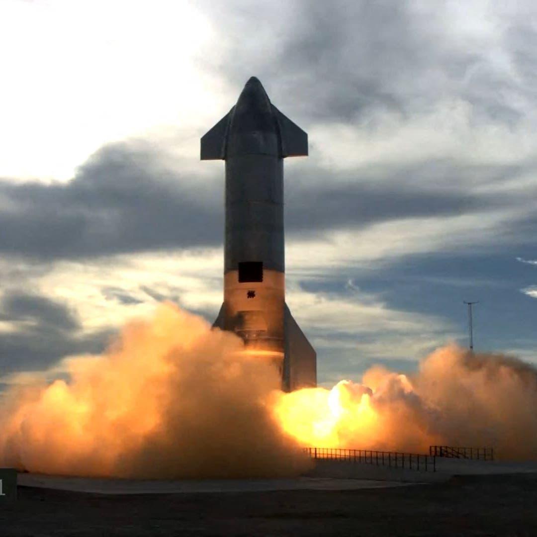فرحة لم تتم.. صاروخ سبايس إكس يبدد الآمال وينفجر
