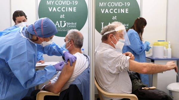 Image Lebanon judge orders COVID-19 vaccine for elderly man after lawmakers jump queue