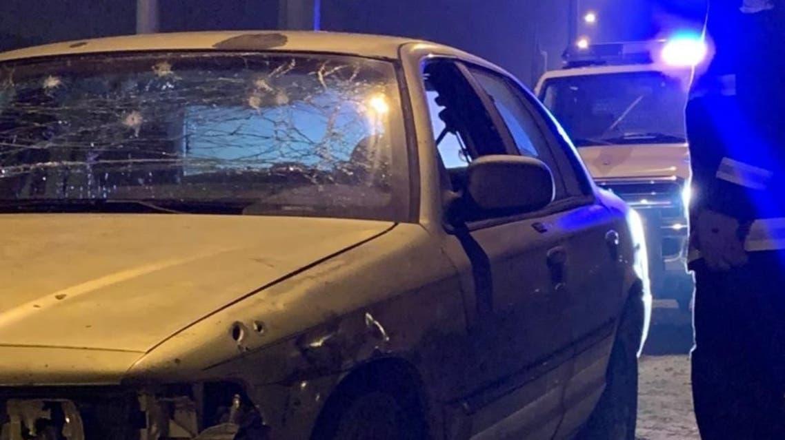 الدفاع المدني السعودي: تضرر منازل في #خميس_مشيط بشظايا متطايرة لمسيرة #حوثية تم اعتراضها
