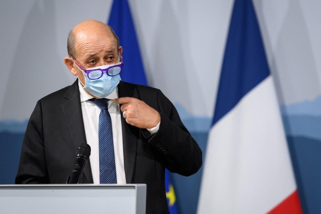 وزير خارجية فرنسا