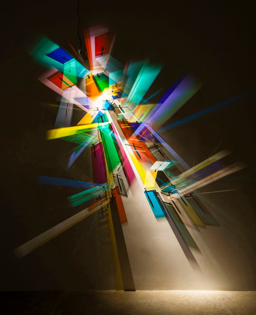 من فنون الضوء