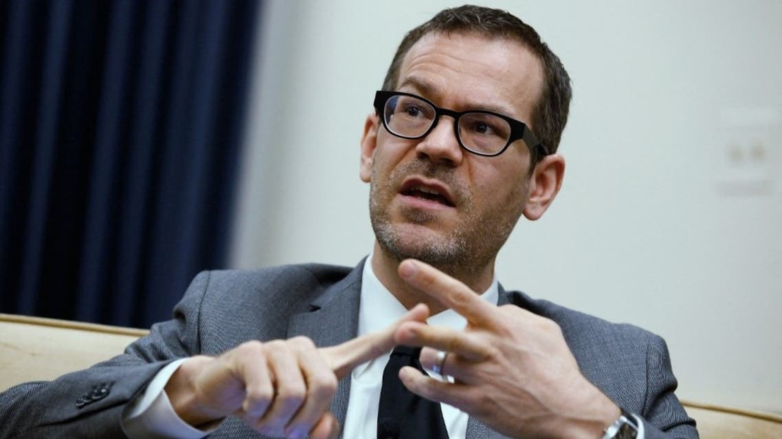 Former U.S. Deputy Assistant Defense Secretary for the Middle East Colin Kahl, February 21, 2012 in Washington, DC. (File photo: AFP)