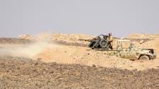معارك شرسة بتعز.. والجيش اليمني يوسع هجومه بالضالع