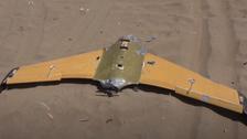 خمیس مشیط کی سمت بھیجا گیا بارودی ڈرون طیارہ تباہ کردیا: عرب اتحاد