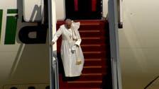 عائداً من العراق.. هذا ما قاله البابا عن السيستاني وكورونا