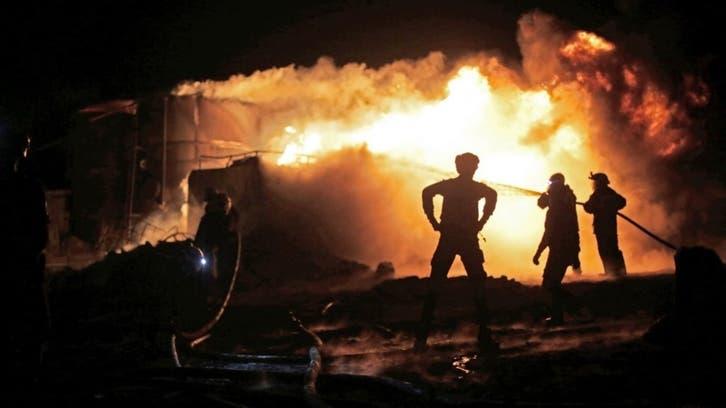 Missile strikes on Syria oil refineries kill four, injure 20: Monitor