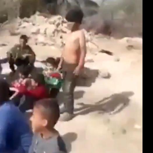هلا بابا.. الوطن صار خرابة.. فيديو ولا أطرف لأطفال عراقيين