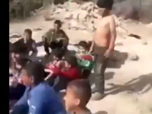 هلا بابا الفاتيكان أبد ما عنا أمان.. رسالة براءة من أطفال العراق