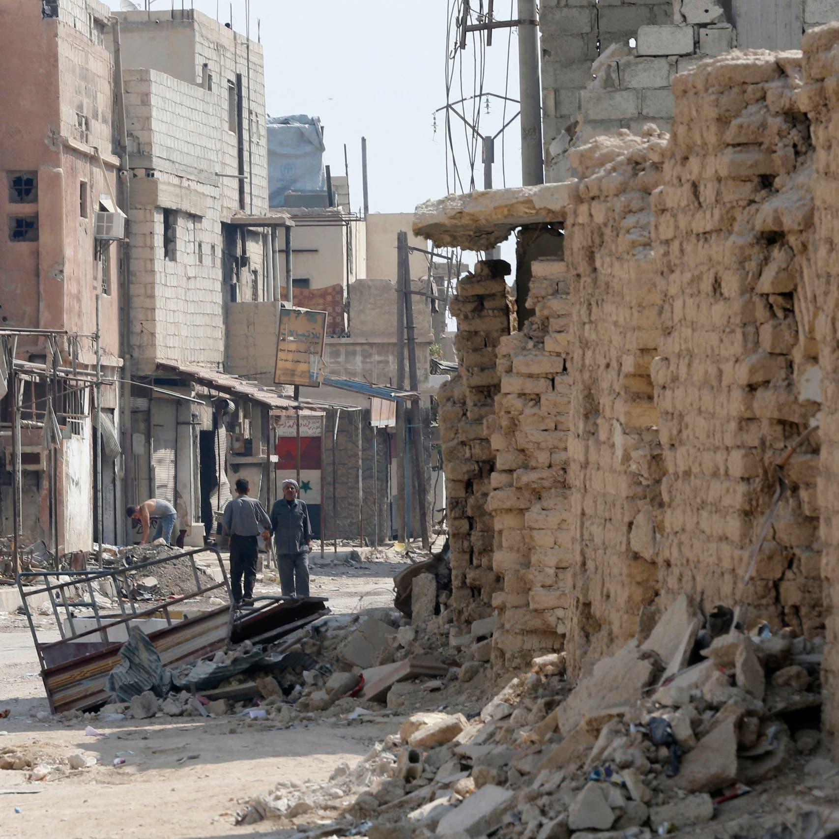 من دمشق إلى حمص ودير الزور.. تسلل إيراني عقاري