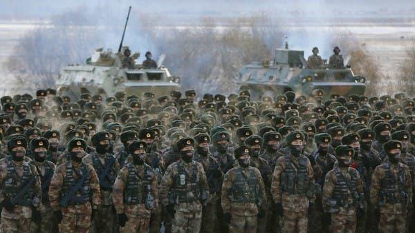 China defense spending gets mild boost amid economic caution