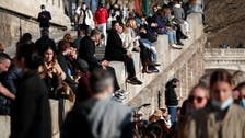 Paris police clear Seine riverside over lack of social distancing amid COVID-19