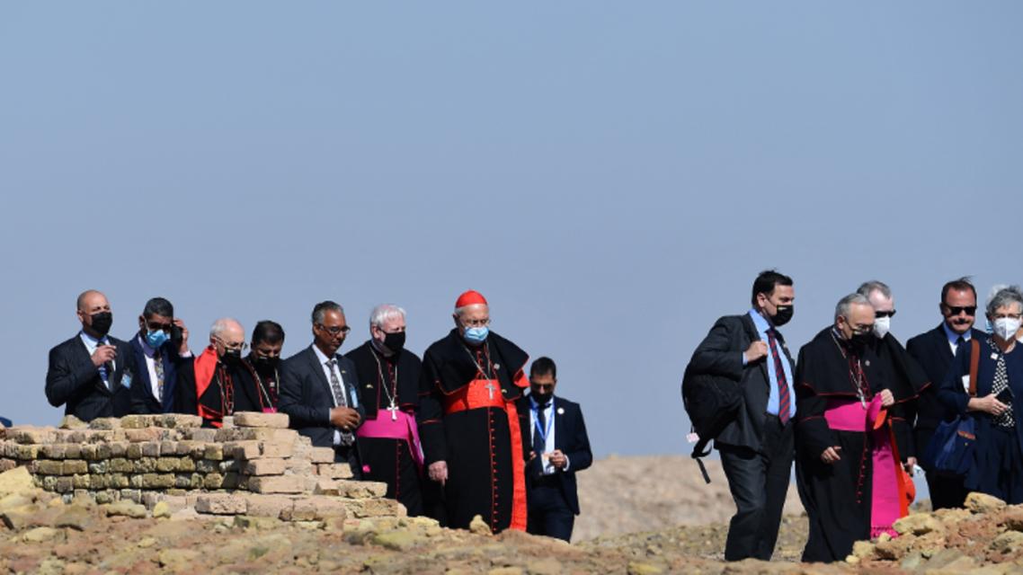البابا في أور (فرانس برس)