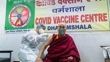 Tibetan spiritual leader Dalai Lama gets COVID-19 vaccine shot