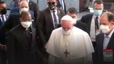 نجف: پوپ فرانسیس کی علامہ سیستانی سے تاریخی ملاقات