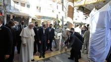 ليست نكتة.. طيف سليماني والمهندس بزيارة البابا للعراق!