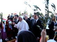 هذا ما قاله البابا عن كورونا بعد عودته من العراق