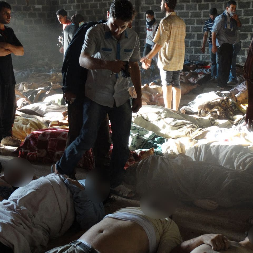 """""""كيمياوي الأسد"""" أمام محكمة في باريس.. وتفاصيل مروعة"""