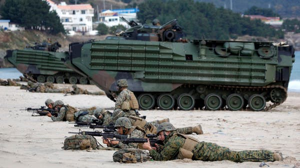 South Korea, US scale back military drill over coronavirus