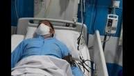 خونریزی شدید یک پزشک ایرانی پس از تزریق واکسن روسی اسپوتنیک