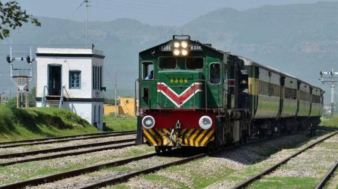 پاکستان ٹرین