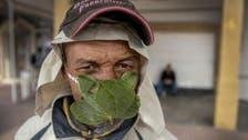 کرونا کے وقت کی نرالی ترین تصاویر ملاحظہ فرمائیں