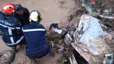 """أمطار """"فجائية"""" تضرب غرب الجزائر.. ووفاة 6 إثر السيول"""