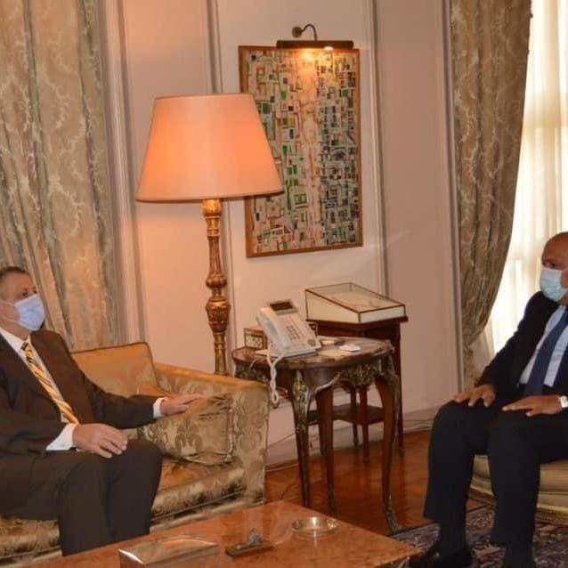 مصر تؤكد على ضرورة إخراج القوات الأجنبية والمرتزقة من ليبيا