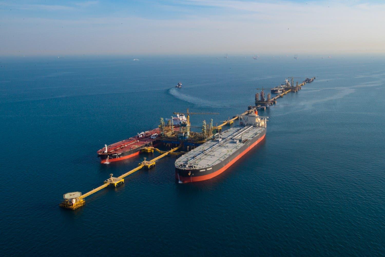 ميناء راس تنورة بالسعودية