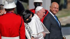Pope Francis wraps up historic Iraq visit, leaves for Rome