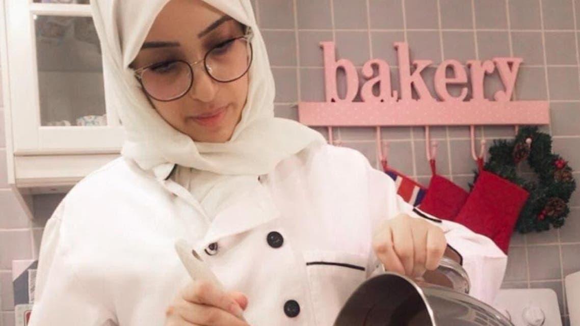 سعودی کیک آرٹسٹ