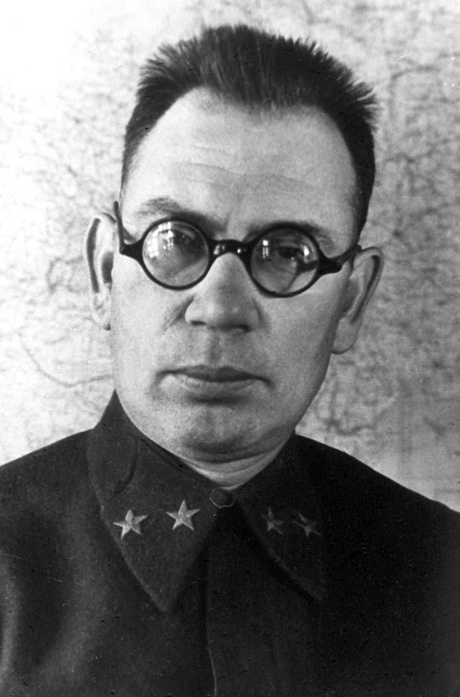 صورة للجنرال أندري فلاسوف